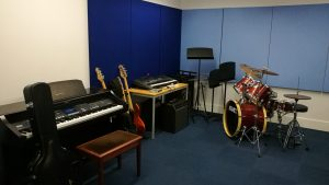 Music School Practice Room